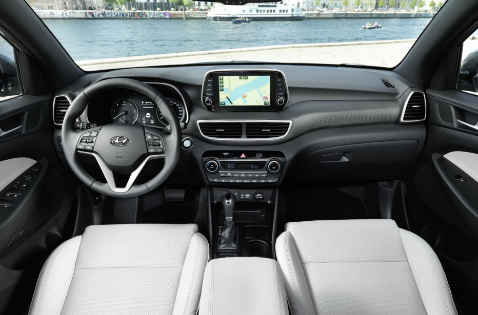 new tucson interno